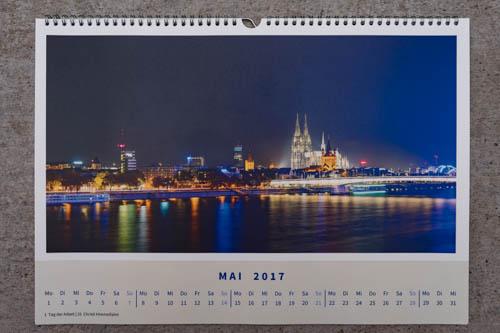 Der eigene Wandkalender