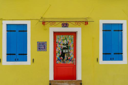 Gelbes Haus Burano